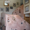 plaster_custom stairway_Boulder_design-build