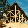 timber frame_Boulder Colorado_straw bale house