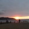 Puerto Lopez_Ecuador_sunset