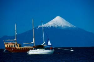 Volcan Osorno near Puerto Varas