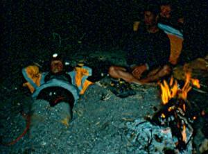 A chilly night in the high Atacama Desert.