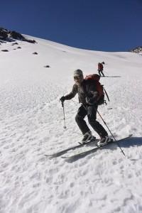 Coropuna ski