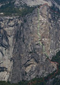 Climbing in Yosemite | Dancing on the Edge of an Endangered